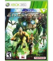 Enslaved: Odyssey to the West [русская документация] (Xbox 360)